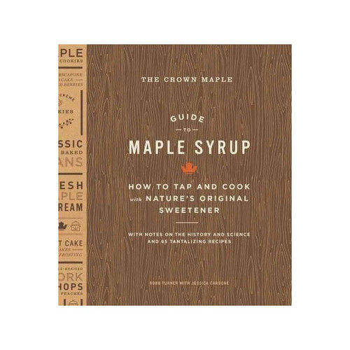 The Crown Maple Guide to Maple Syrup is the ultimate guide to maple syrup, with 65 sweet and savory recipes, instructions on tapping and evaporating, and an overview of the fascinating history of maple syrup in the United States. Crown Maple owner Robb Turner offers a comprehensive look into the world of maple syrup, complete with archival images and tutorials on the process. After you learn everything you need to know about maple syrup, move into the kitchen with recipes inspired by Robb and his wife Lydia's home kitchen. Try the maple-pecan sticky buns, the maple-glazed duck, or maple lemon bars. Beautifully designed, with a mix of detailed process illustrations from tap to bottle and enticingly photographed recipes, this book is the perfect reference and keepsake for every maple syrup lover.