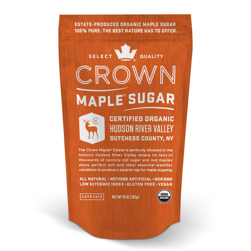Crown® Maple Sugar 10 oz (283g) BAKING AT HOME SPECIAL PROMO SAVE $1.00