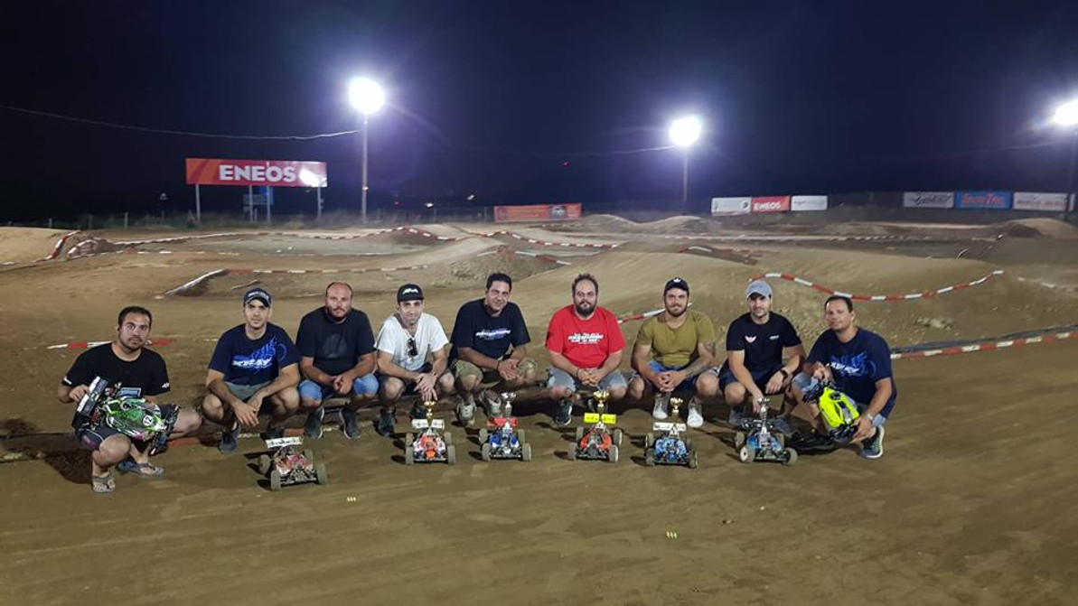RC Experts Team at Eneos RC Championship 2018 Round 6