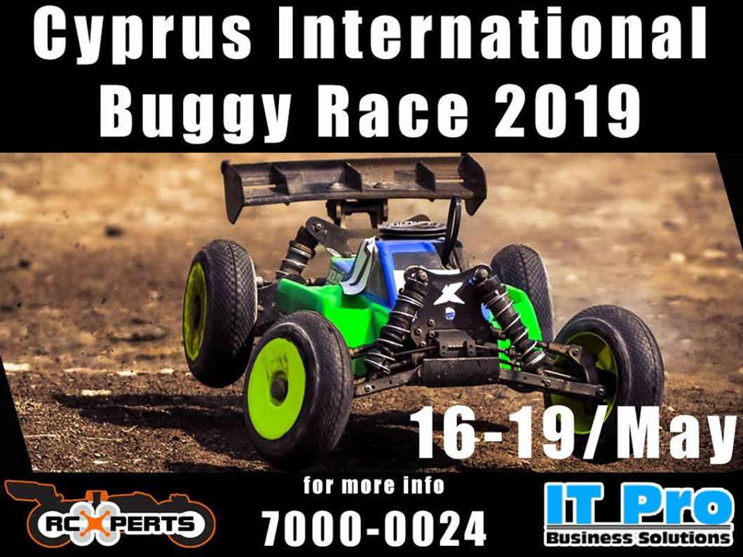 Cyprus International Buggy Race 2019