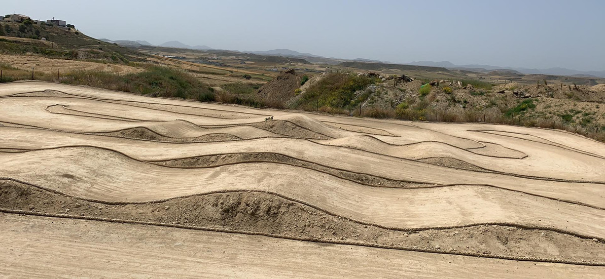 Entries for Cyprus International Buggy Race 2019