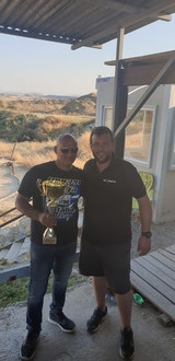 Tal Sailes Win Cyprus International Buggy Race 2019