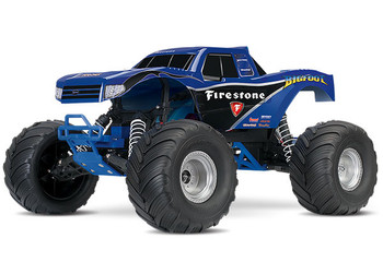 Traxxas BIGFOOT Monster Truck 2WD 1/10 RTR TQ