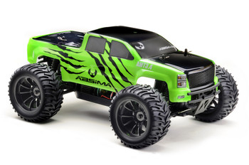 """ABSIMA 1:10 EP Truck """"AMT3.4"""" 4WD RTR (incl. Battery & UK Plug Charger)"""