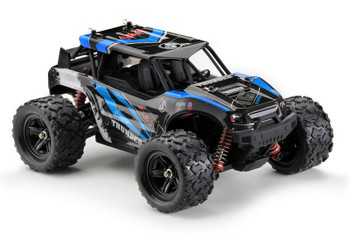Scale 1:18 4WD High Speed Sand Buggy, 2,4GHz Blue