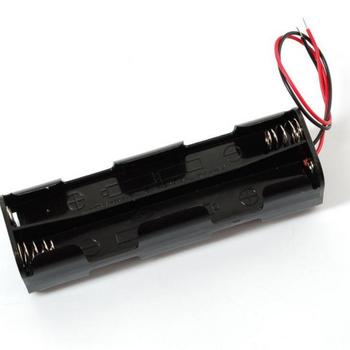 Battery Case 8xAA with Molex Plug