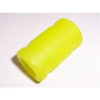Silicone Exhaust Tube Yellow