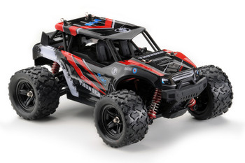 Absima Thunder 1/18 Scale 4WD Sand Buggy (Red)