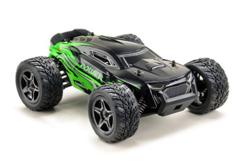 Absima Power 1/14 Scale 4WD Truggy (Green)