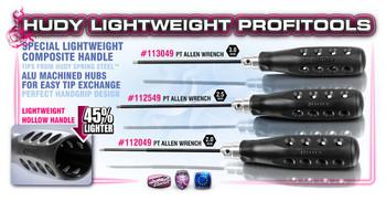 Hudy Profitool Allen Wrench 2.5mm - V2
