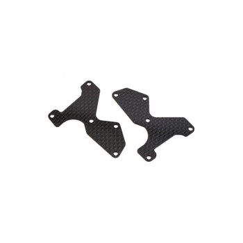 Mugen Seiki MBX8 Front Lower Arm Plate CRFD 1mm
