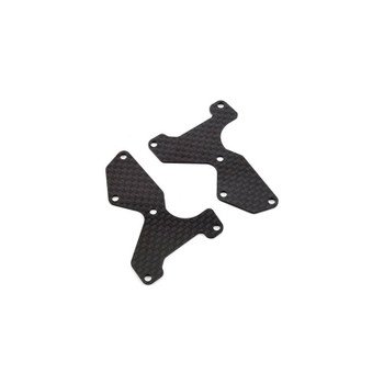 Mugen Seiki MBX8 Front Lower Arm Plate CRFD 1.5mm