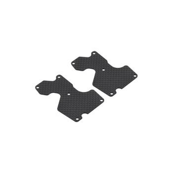 Mugen Seiki MBX8 Rear Lower Arm Plate CRFD 1mm