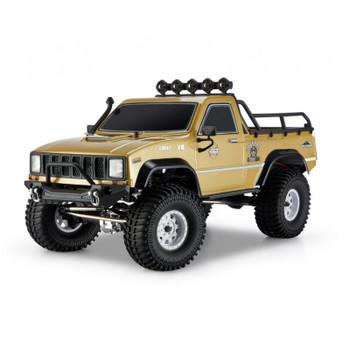 RGT Pickup Truck 4X4 Waterproof Crawler Champagne