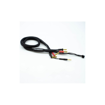 Ultimate 2S Charge Lead with 4mm and 5mm Bullet Connector (60cm)