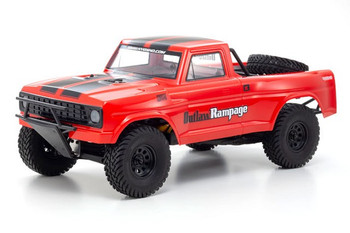 Kyosho Outlaw Rampage Pro 1/10 Scale Readyset