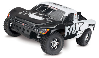 Traxxas Slash 4X4 VXL Brushless 1/10 4WD RTR Short Course Truck (Fox) w/TQi & TSM