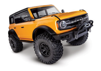 Traxxas TRX-4 Ford Bronco  1/10 Scale and Trail Crawler