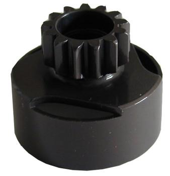 Clutch Bell W/Bearings 17T