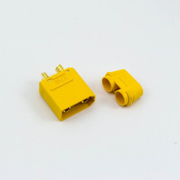 XT90 CONNECTOR MALE (1PCS)