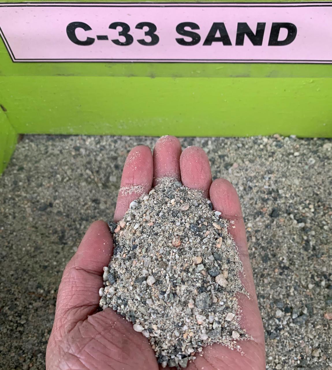 C-33 Sand - MyGardenBag