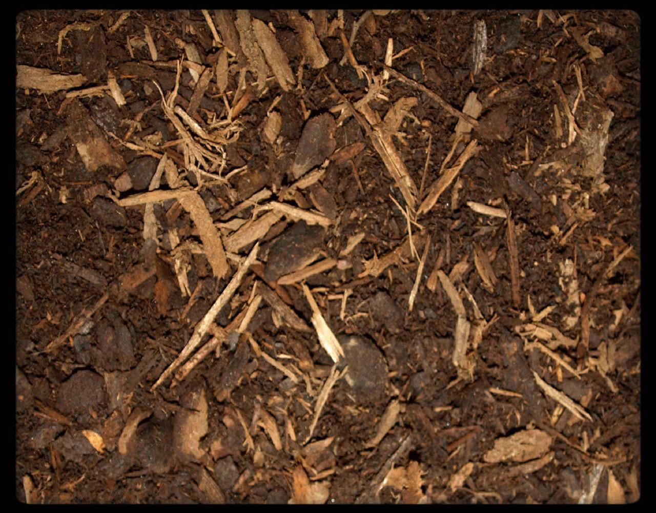 100% Douglas fir - Bark Mulch MyGardenBag
