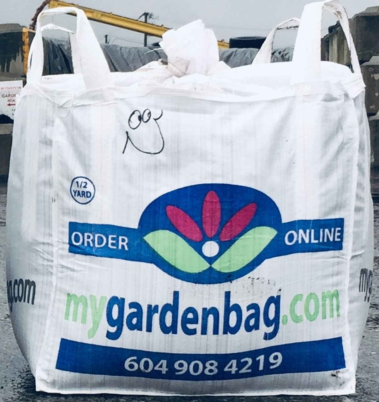 1/2 bag of Organic Veggie Mix