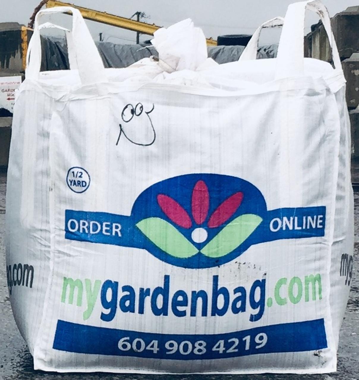 1/2 yard bag of River Sand