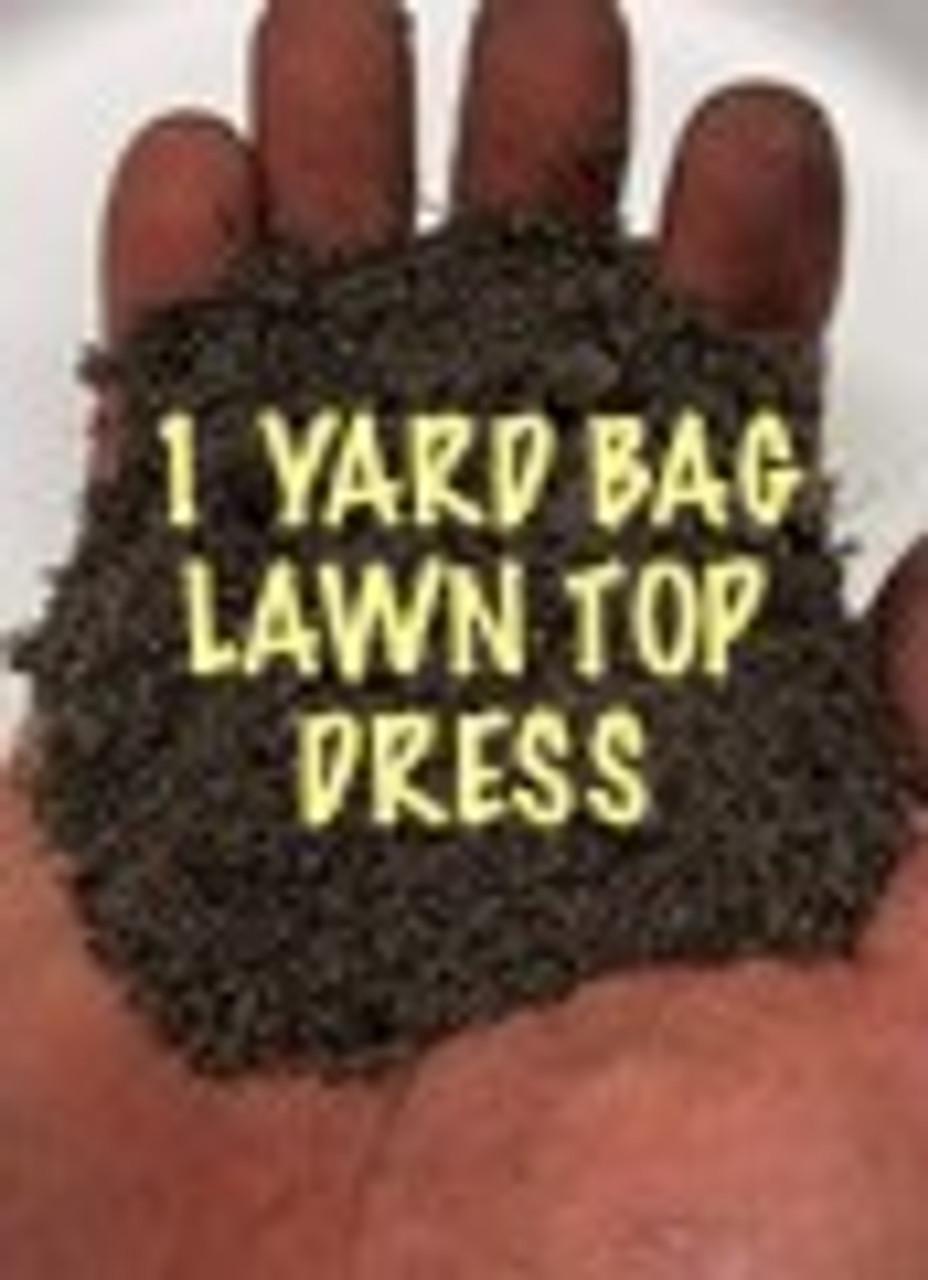 1 Yard Lawn Top Dress