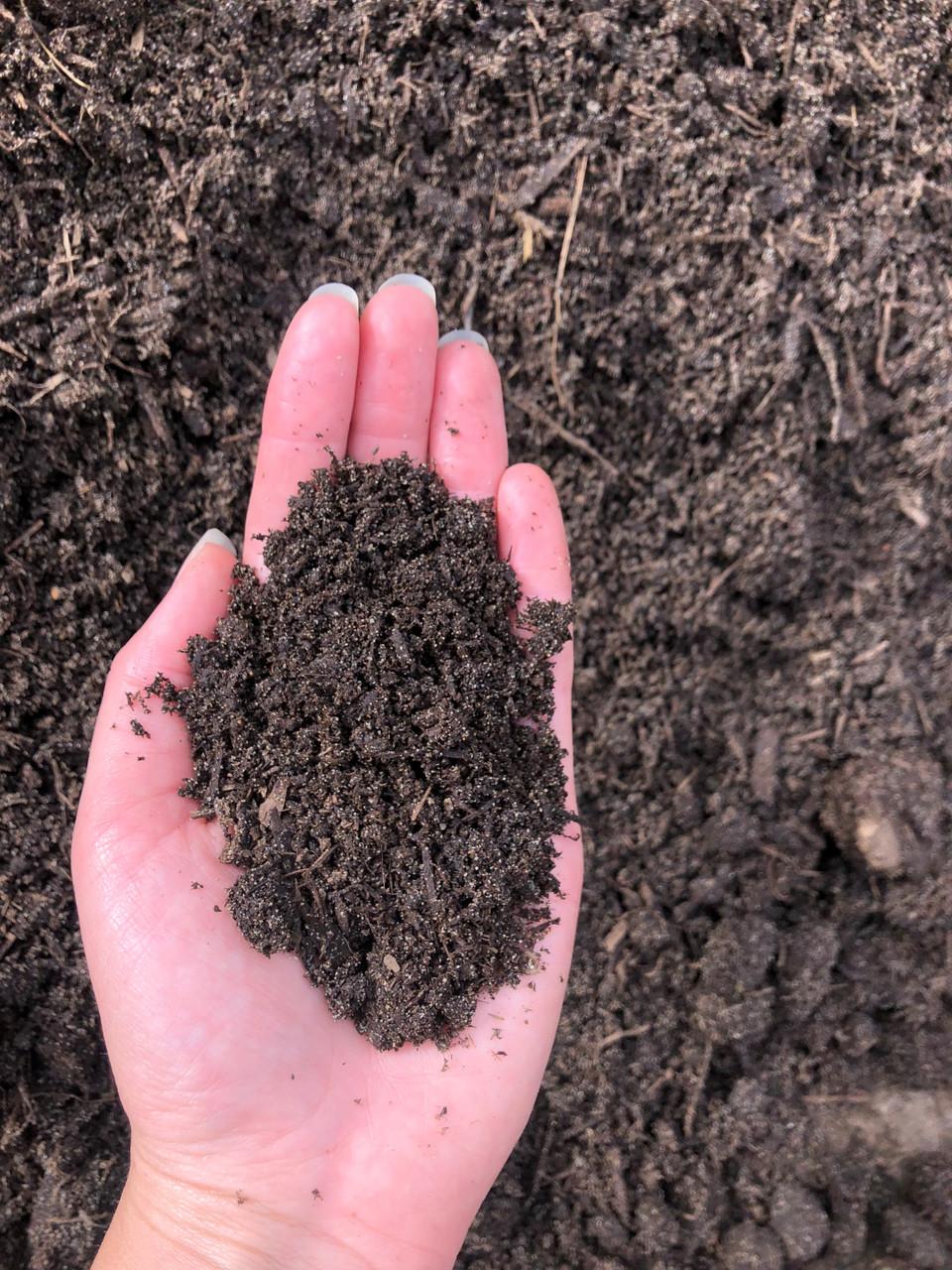 Botanical Blend, Garden Mix, Top soil