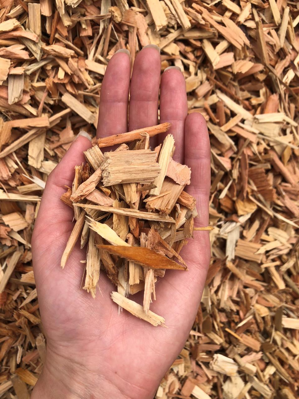 Playchips, Playground woodchips