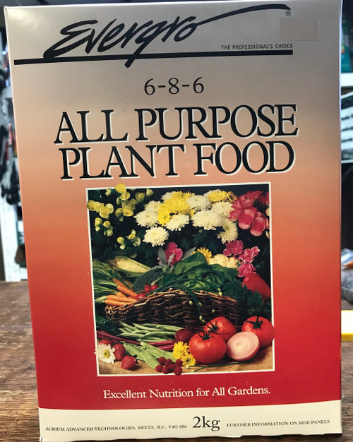 All Purpose Plant Food 2 kg.