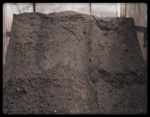 Turf blend soil. 50% soil and 50% sand