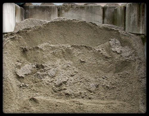 Construction Sand, sechelt sand