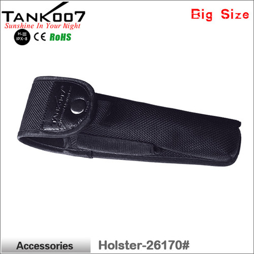TANK007  flashlight holster different size are available