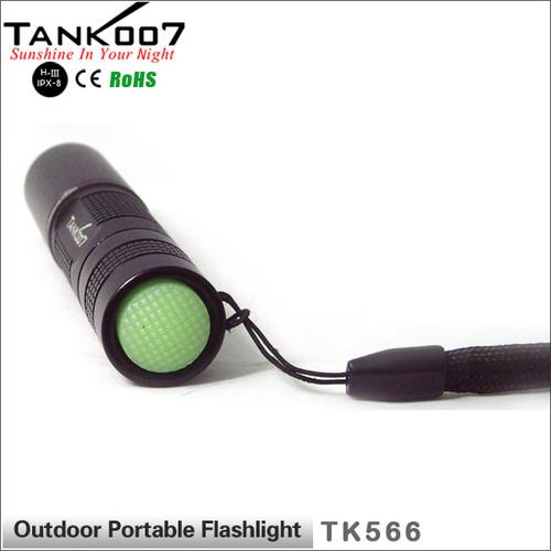 TANK007 TK566 USA Cree Outdoor Portable Flashlight led torch