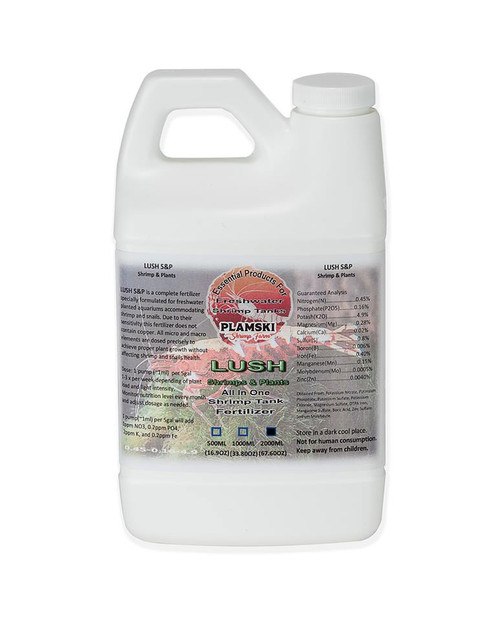 Lush S&P Liquid Fertilizer 2000ml
