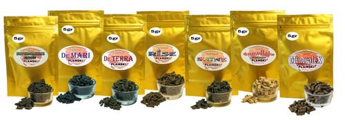 NEOCARIDINA Shrimp Premium  Food Sample Pack