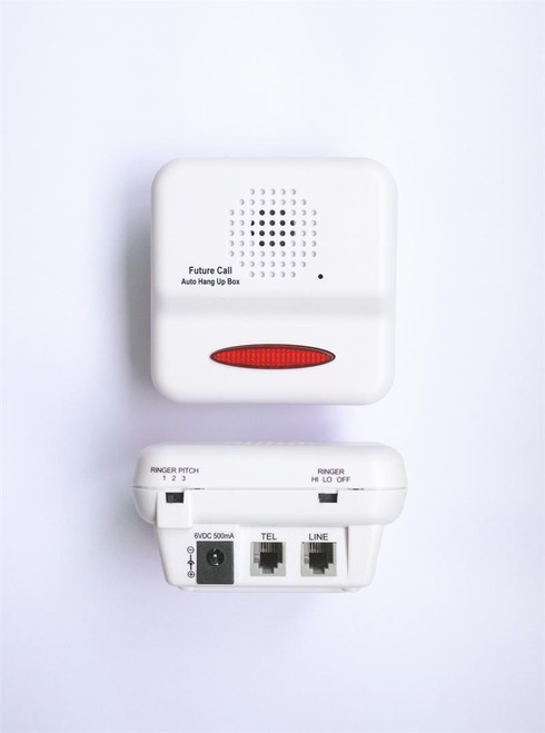 Future Call Loud Phone Ringer / Off Hook Detector with Auto Reconnect