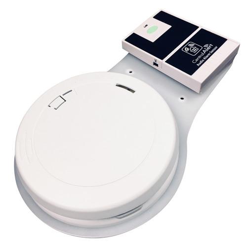 Serene CentralAlert Smoke Detector with Audio Transmitter