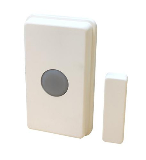 Wireless Doorbell Button for 4000 ft Doorbell System
