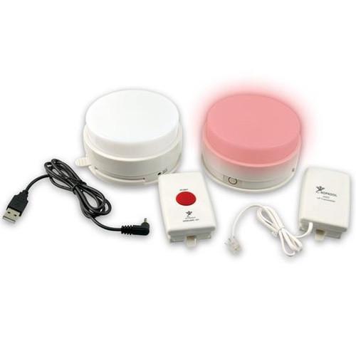 Nopadol Doorbell and Videophone Alerting System