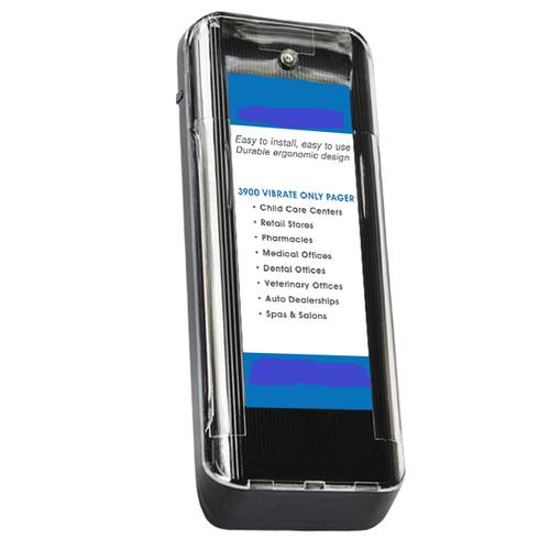 MultiPage SlimLine Vibrating Pocket Pager