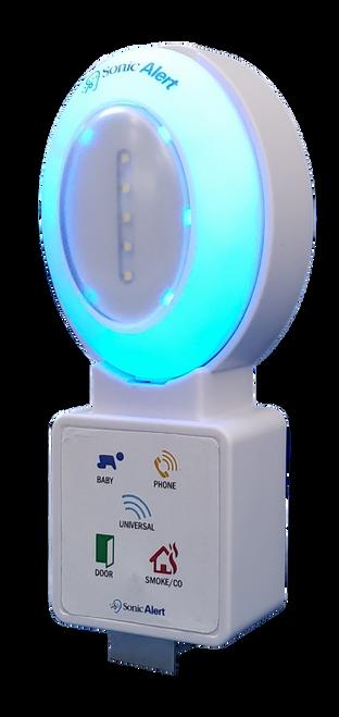 Sonic Alert HomeAware Blink Multi-Color LED Receiver