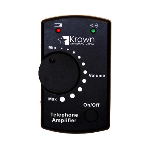 Krown In-Line SIP or Analog Telephone Amplifier