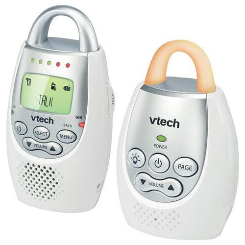 VTech Safe & Sound Digital Audio Vibrating Baby Monitor