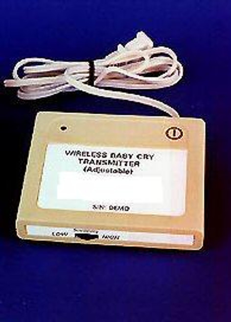 UTSS Sound Activated Baby Cry Transmitter