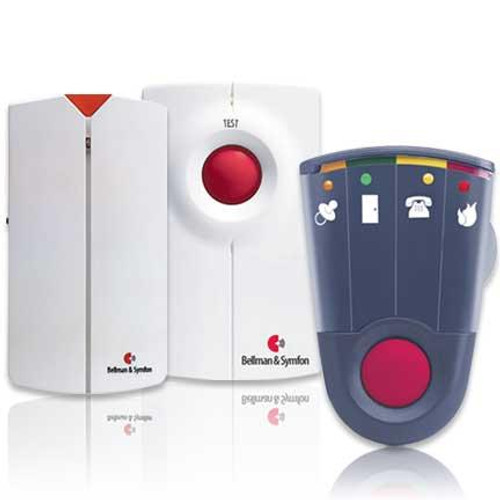 Visit Door/Phone Notification Vibrating Pager Receiver