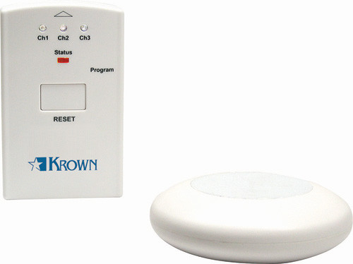Krown KBS300RX Bed Shaker Receiver