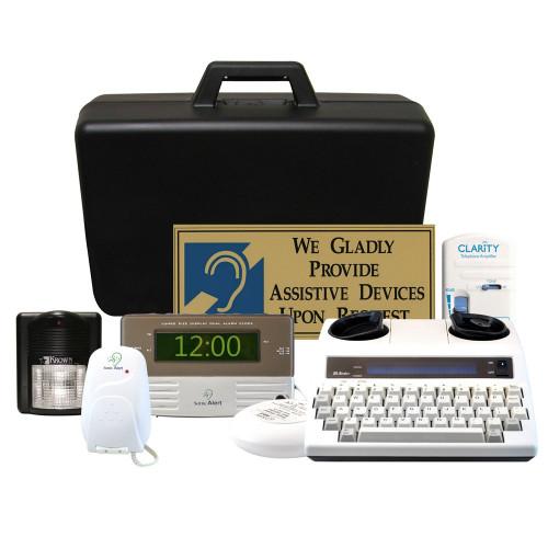 ADA Compliant Hotel/Hospital Guest Kit II (No Smoke Detector)